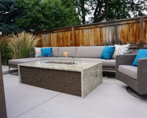 Fire Pit And Outdoor Furniture