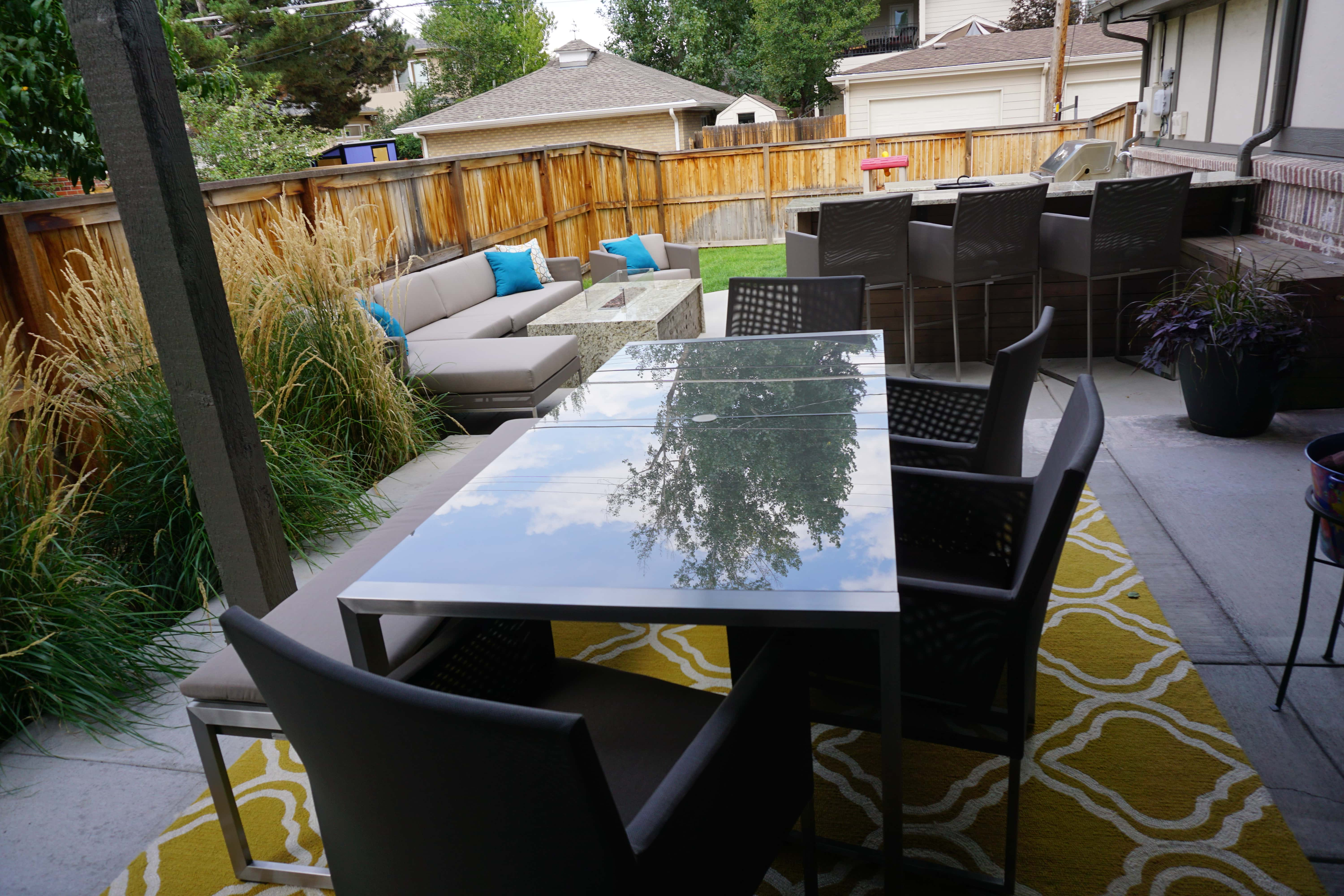 Outdoor Furniture And Seating